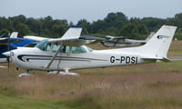 G-PDSI @ EGLK - Cessna 172N at Blackbushe