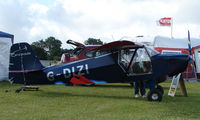 G-DIZI @ EGHP - At Popham airfield on 2008 LAA Regional Rally Day