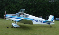G-BJYK @ EGHP - Jodel D120A At Popham airfield on 2008 LAA Regional Rally Day
