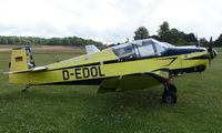 D-EDOL @ EGHP - At Popham airfield on 2008 LAA Regional Rally Day