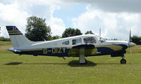 G-DIZY @ EGHP - Visitor At Popham airfield on 2008 LAA Regional Rally Day