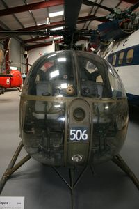 67-16506 @ THM-WSM - Taken at the Helicopter Museum (http://www.helicoptermuseum.co.uk/) - by Steve Staunton