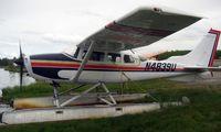 N4839U @ LHD - Cessna U206G at Lake Hood