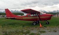 N504Q @ LHD - Cessna U206D at Lake Hood