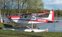 N104NR @ LHD - Cessna 180H at Lake Hood