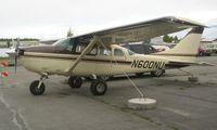 N600NU @ LHD - Cessna U206G at Lake Hood
