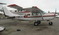 N9146M @ LHD - Cessna U206E at Lake Hood
