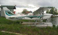 N206PY @ LHD - Cessna U206F at Lake Hood
