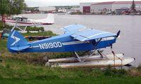 N9190D @ LHD - Piper Pa-22-160 at Lake Hood