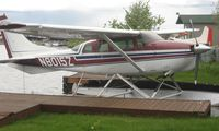 N8015Z @ LHD - Cessna U206 at Lake Hood