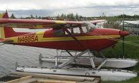 N4685A @ LHD - Cessna 180 at Lake Hood