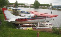N72313 @ LHD - Cessna U206D at Lake Hood