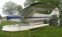 N144GB @ LHD - Taylorcraft F19 at Lake Hood