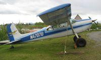 N4707U @ LHD - Cessna 180G at Lake Hood