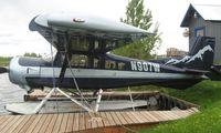 N907W @ LHD - Murphy SR3500 Moose at Lake Hood