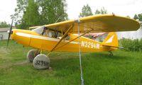N3294M @ LHD - 1947 Piper Pa-12 at Lake Hood