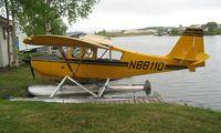 N88110 @ LHD - Bellanca 7GCBC at Lake Hood
