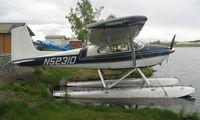 N5231D @ LHD - Cessna 180A at Lake Hood