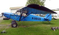 N98109 @ LHD - 1946 Piper J3C-65 at Lake Hood