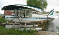 N7944H @ LHD - 1946 Piper Pa-12 at Lake Hood