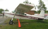 N7372H @ LHD - Cessna A185F at Lake Hood