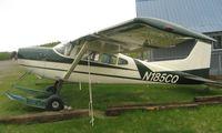 N185CQ @ LHD - Cessna 185A at Lake Hood