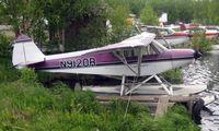 N9120R @ LHD - Piper Pa-18 at Lake Hood