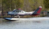 N3870G @ LHD - Cessna U206B at Lake Hood