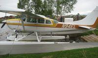 N94EL @ LHD - Cessna U206G at Lake Hood