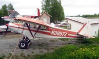 N3957Z @ LHD - Piper Pa-18-150 at Lake Hood