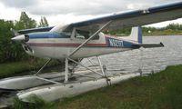 N9211T @ LHD - Cessna 180C at Lake Hood