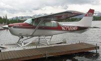 N756MP @ LHD - Cessna U206G at Lake Hood