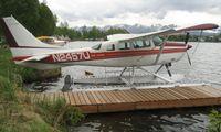 N2457U @ LHD - Cessna U206F at Lake Hood