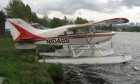 N10485 @ LHD - Maule M-7-235B at Lake Hood