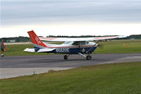 N5622E @ LAL - Civil Air Patrol C182