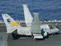 160569 - US Navy S-3B VIKING VS-29 unfolds for the cat shot - by Iflysky5