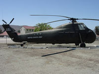 53-4544 - CH-34A California Army National Guard @ Camp Roberts - by Iflysky5