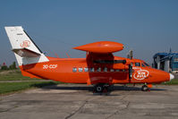 3D-CCF @ VIE - Kin Avia Let 410 - by Yakfreak - VAP