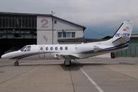 OE-GEN @ LOWW - Cessna 550 Citation 2 - by Yakfreak - VAP