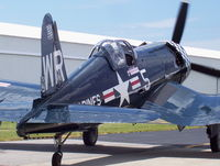 N179PT @ KVPZ - Taken at a Warbird Fly-in at the Indiana Aviation Museum - by Mike Prentiss