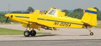 N1025A @ DAN - 1990 Air Tractor AT-502 in Danville Va. - by Richard T Davis