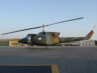 UNKNOWN @ KVNY - Bell 212 painted in fictious colors for the movie The Hulk (2003) - by Iflysky5