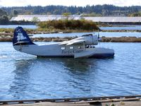 C-FPCK - Pacific Coastal, Docking, Campbell River, B.C. Spit - by Caswell_John