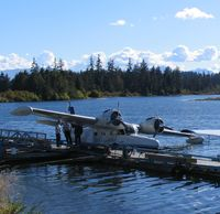 C-FPCK - Docking, Campbell River, B.C. Spit - by Caswell_John