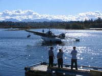 C-FPCK - Pacific Coastal Docking Campbell River, B.C. Spit - by Caswell_John