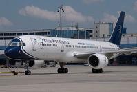 EI-DNA @ VIE - Blue Panorama Boeing 757-200