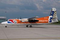 OO-VLP @ VIE - VLM Fokker 50