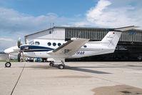 D-IRAR @ VIE - Beech 200 King Air