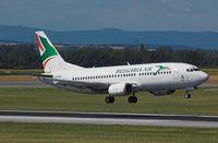 LZ-HVB @ LOWW - BULGARIA AIR - by Delta Kilo