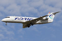 S5-AAJ @ VIE - Canadair Regional Jet CRJ200LR